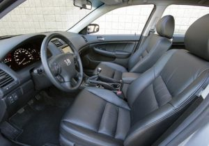 2007 Honda Accord Interior