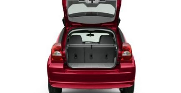 2007 dodge caliber Back Side