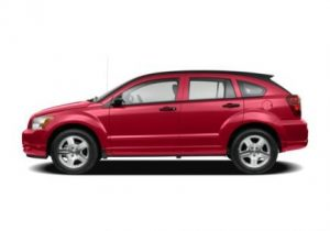 2007 dodge caliber Side vIew