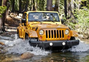 2013 jeep wrangler Front