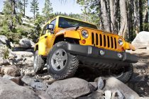2013 jeep wrangler Front View