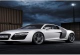 2014 Audi r8 v10 Front left Side view