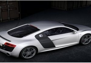 2014 Audi r8 v10 Rear Right Side View