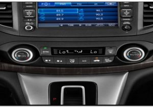 2014 Honda CRV Audio