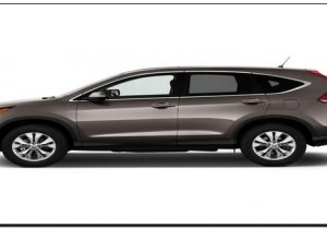2014 Honda CRV Side View