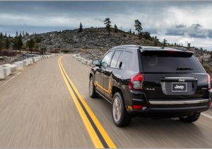 2014 Jeep Compass  BAack side