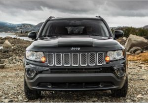 2014 Jeep Compass  Front Side