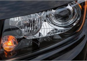 2014 Jeep Compass Head Lamp