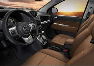 2014 Jeep Compass  Interior