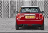 2014 Mini Cooper Back Side