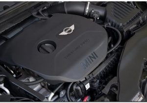 2014 Mini Cooper Engine