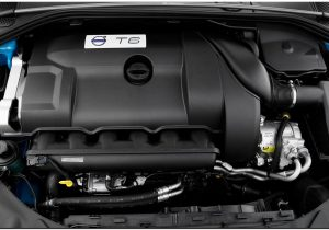 2014 Volvo s60 Engine