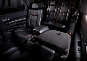 2014 dodge durango Interior Back