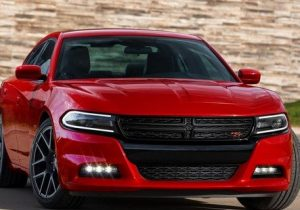 2015 dodge charger front