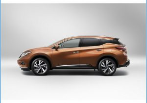 2015 nissan murano colors
