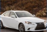 2016 Lexus IS250 msrp