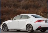 2016 Lexus IS250 price