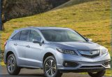 2016 acura rdx changes