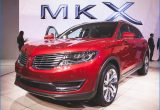 2016 lincoln mkx edmunds
