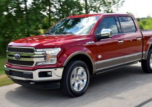 2018 ford f 150 release date