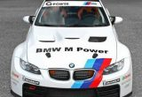 BMW M3 GT2 R G Front Side