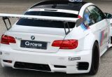 BMW M3 GT2 R G Power Back Side