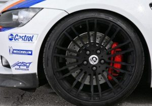 BMW M3 GT2 R G Power Wheel