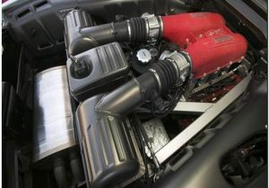Ferrari F430 Spider Engine