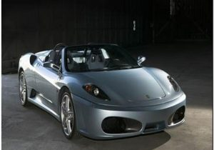 Ferrari F430 Spider Front Side