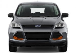 Ford Escape 2014 Front View2