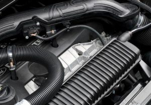 Ford focus rs 500 Engine