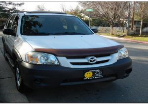 Mazda Tribute 2005 Review Front View