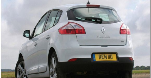 Renault Megane Sport 250 Back side