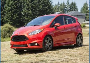 ford fiesta st 2015 top speed