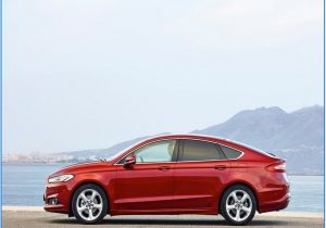ford mondeo 2015 model