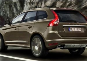volvo xc60 backside